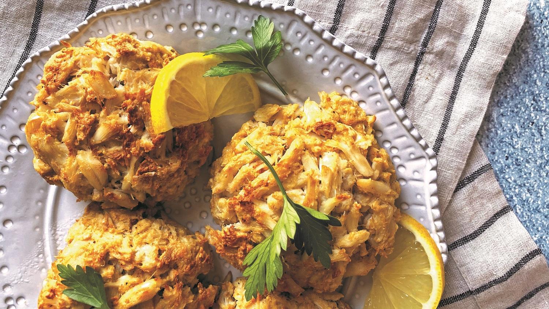 Pride Of Maryland Crab Cakes Edible Delmarva