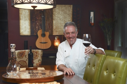 Chef Paul Cullen.