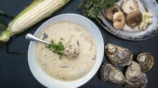 Chesapeake Oyster Stew
